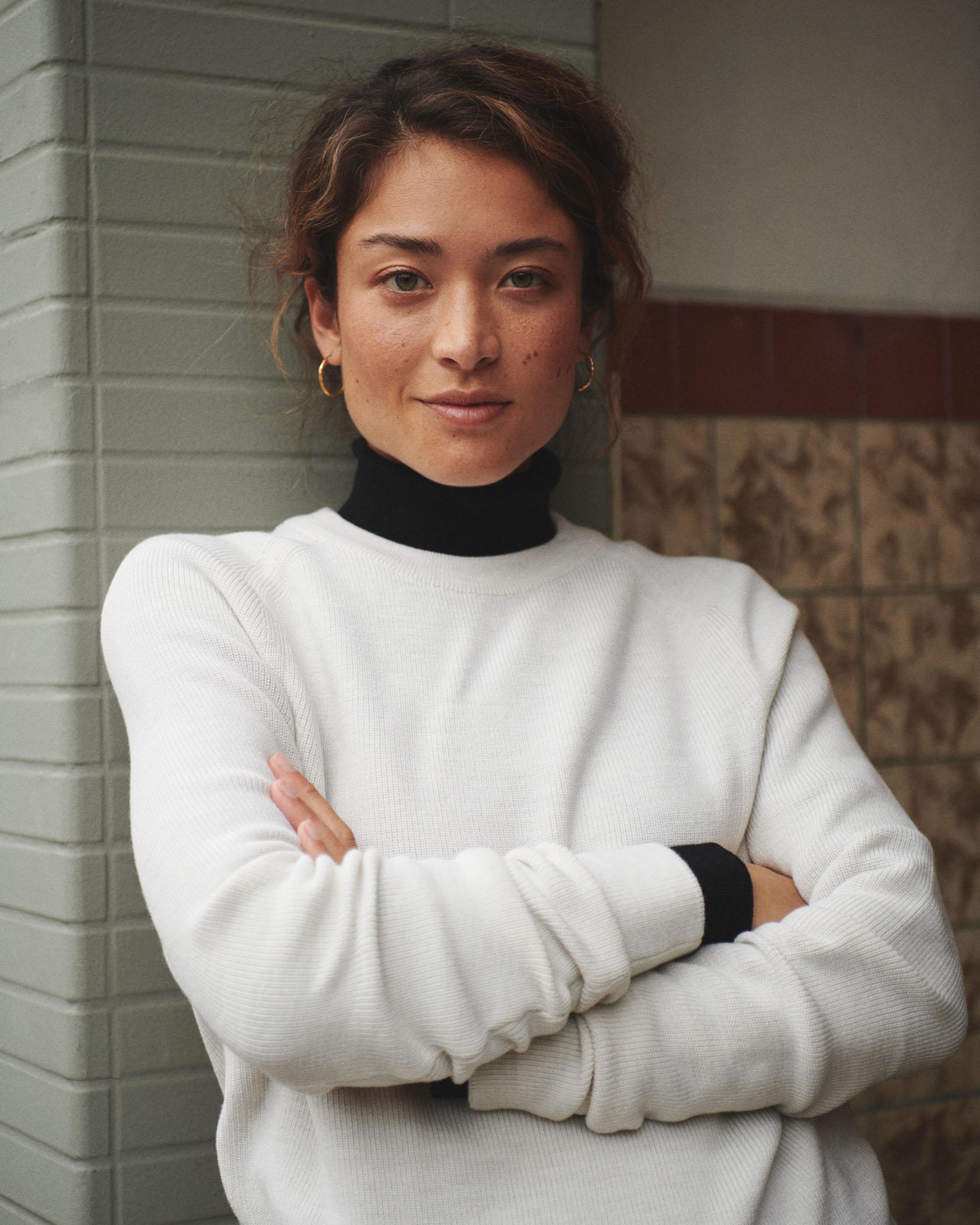 Teym - Merino Sweater - Women