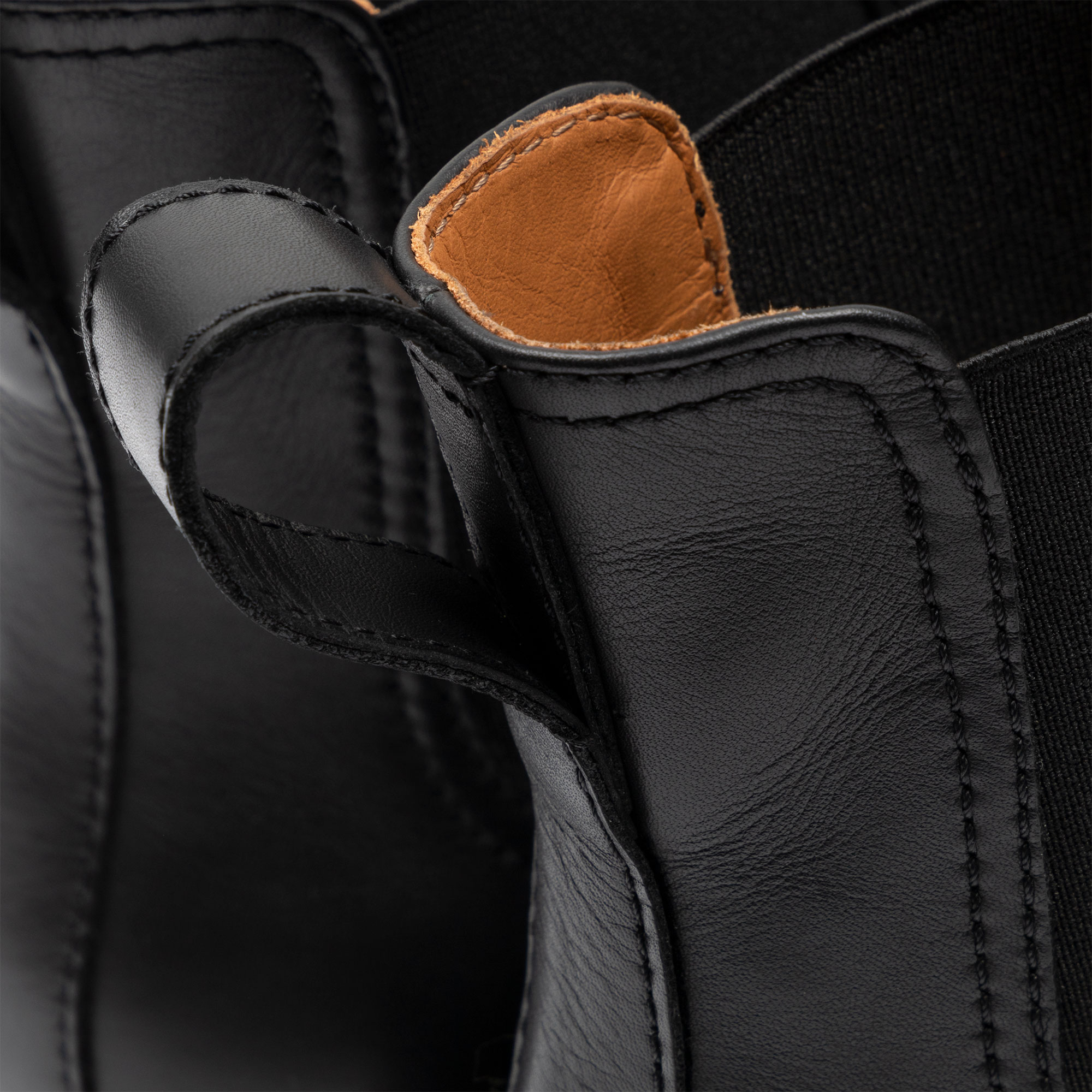 Teym - The Chelsea Boot - Black - 11