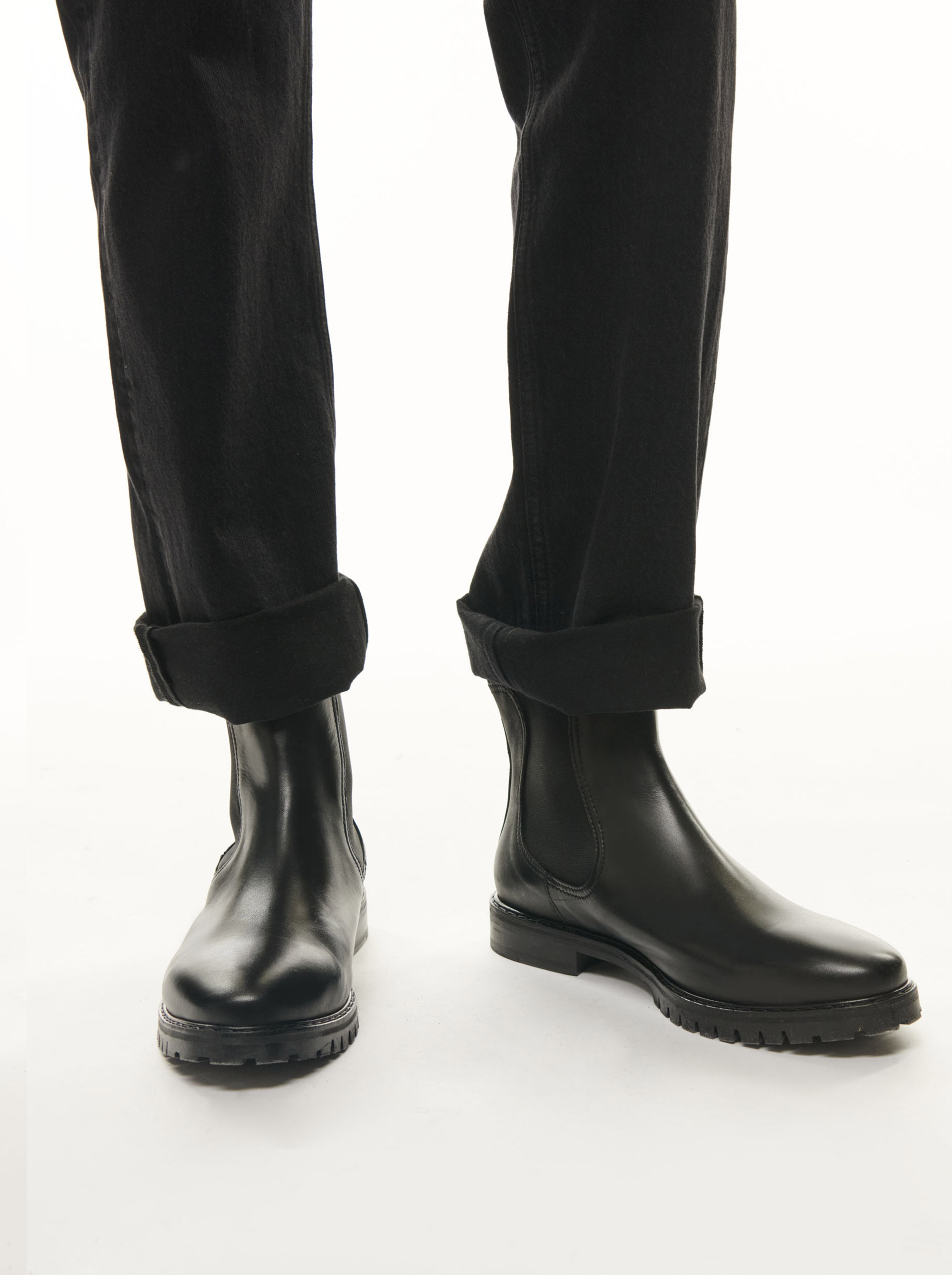 Teym - The Chelsea Boot - Black - 16