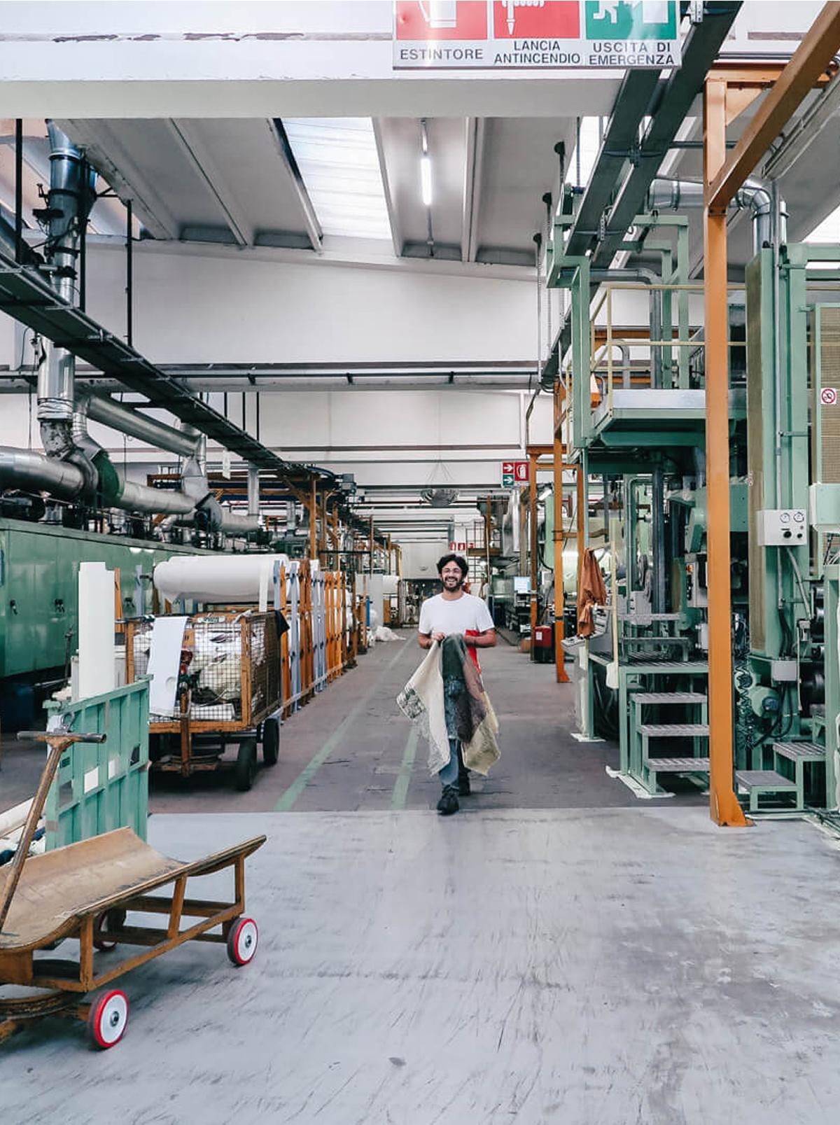 Teym - The Factories - Limonta