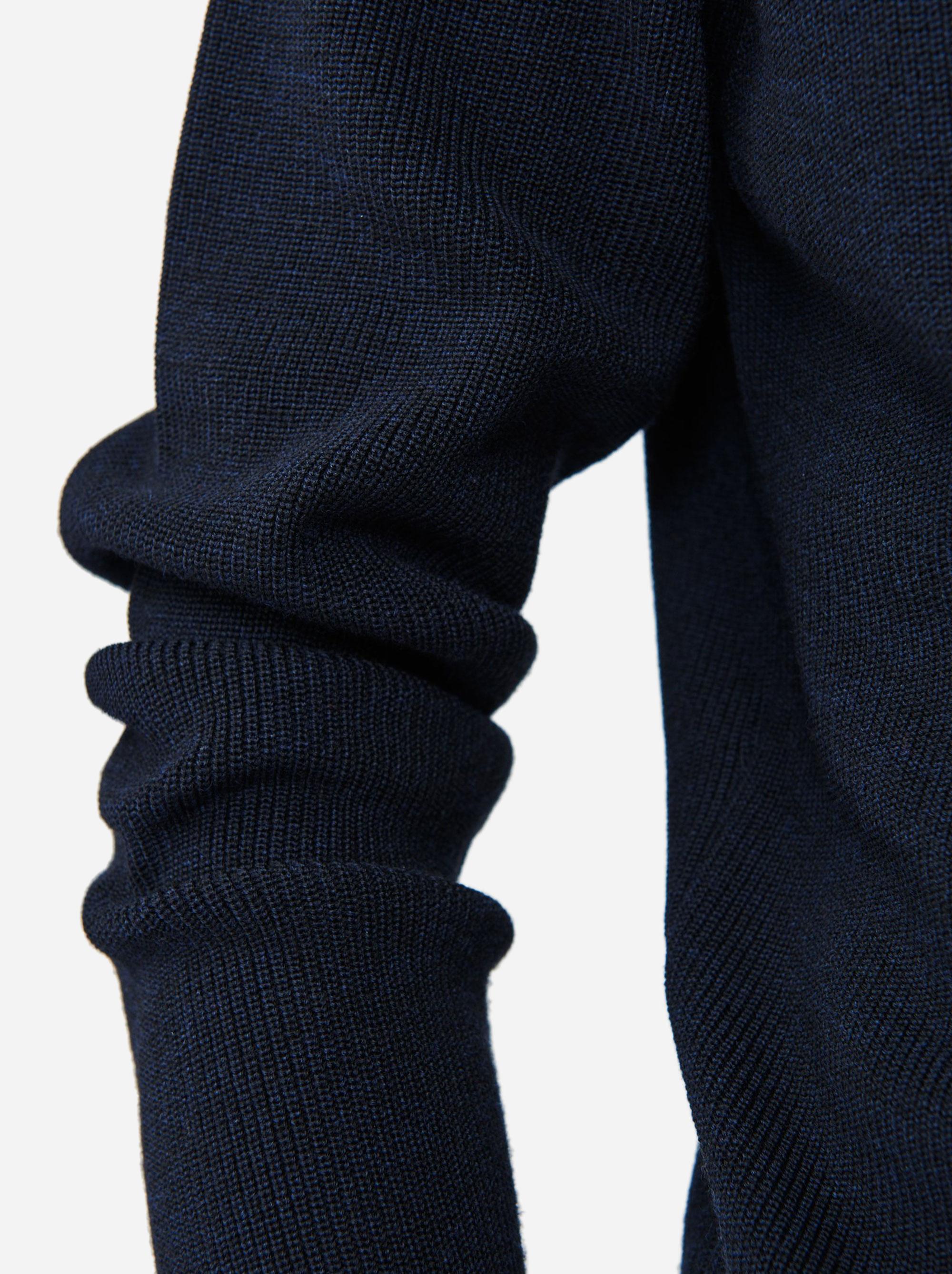 Teym - The Merino Sweater - Men - Blue - 4