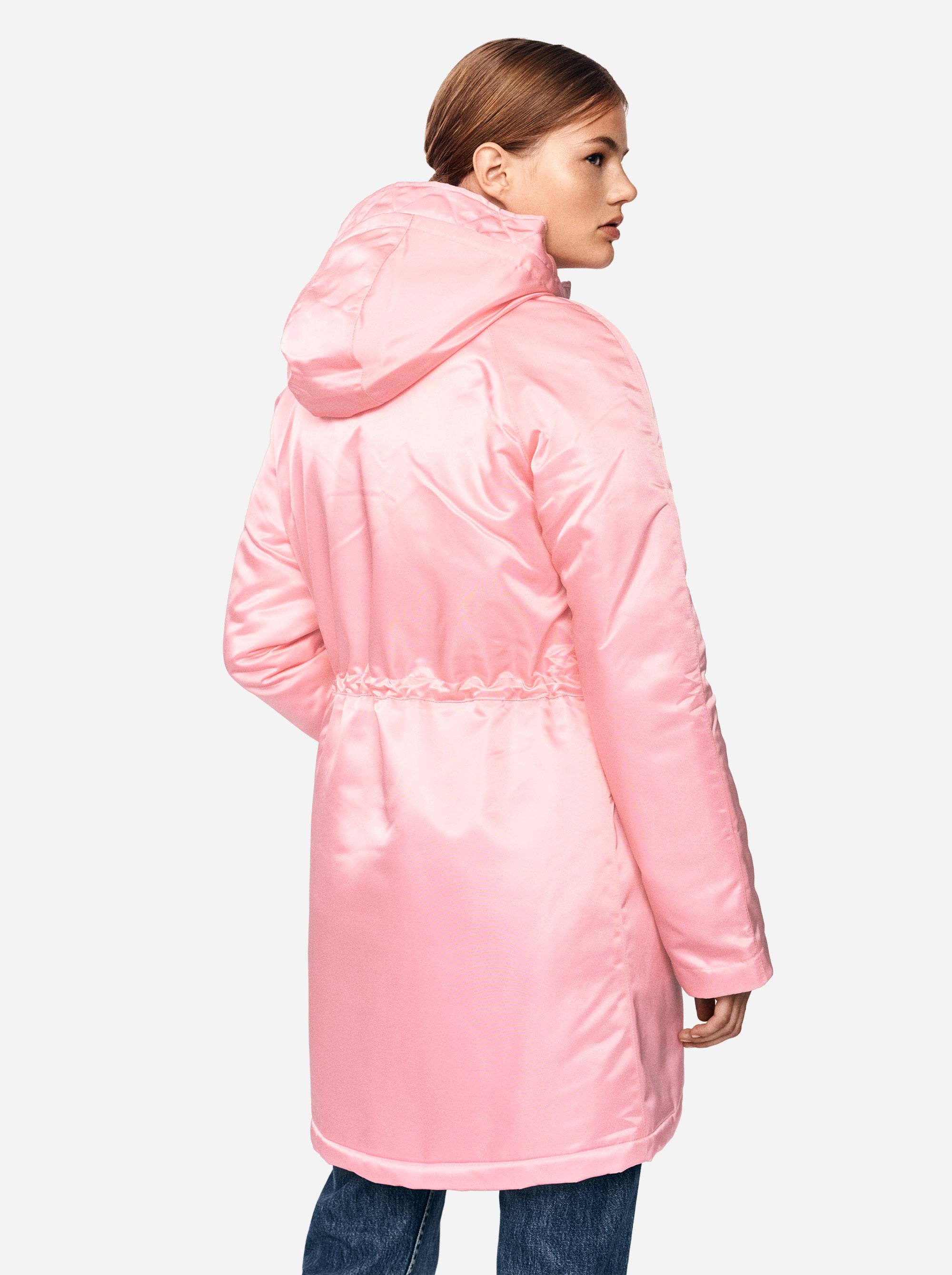 Teym - The Parka - Women - Pink - 2