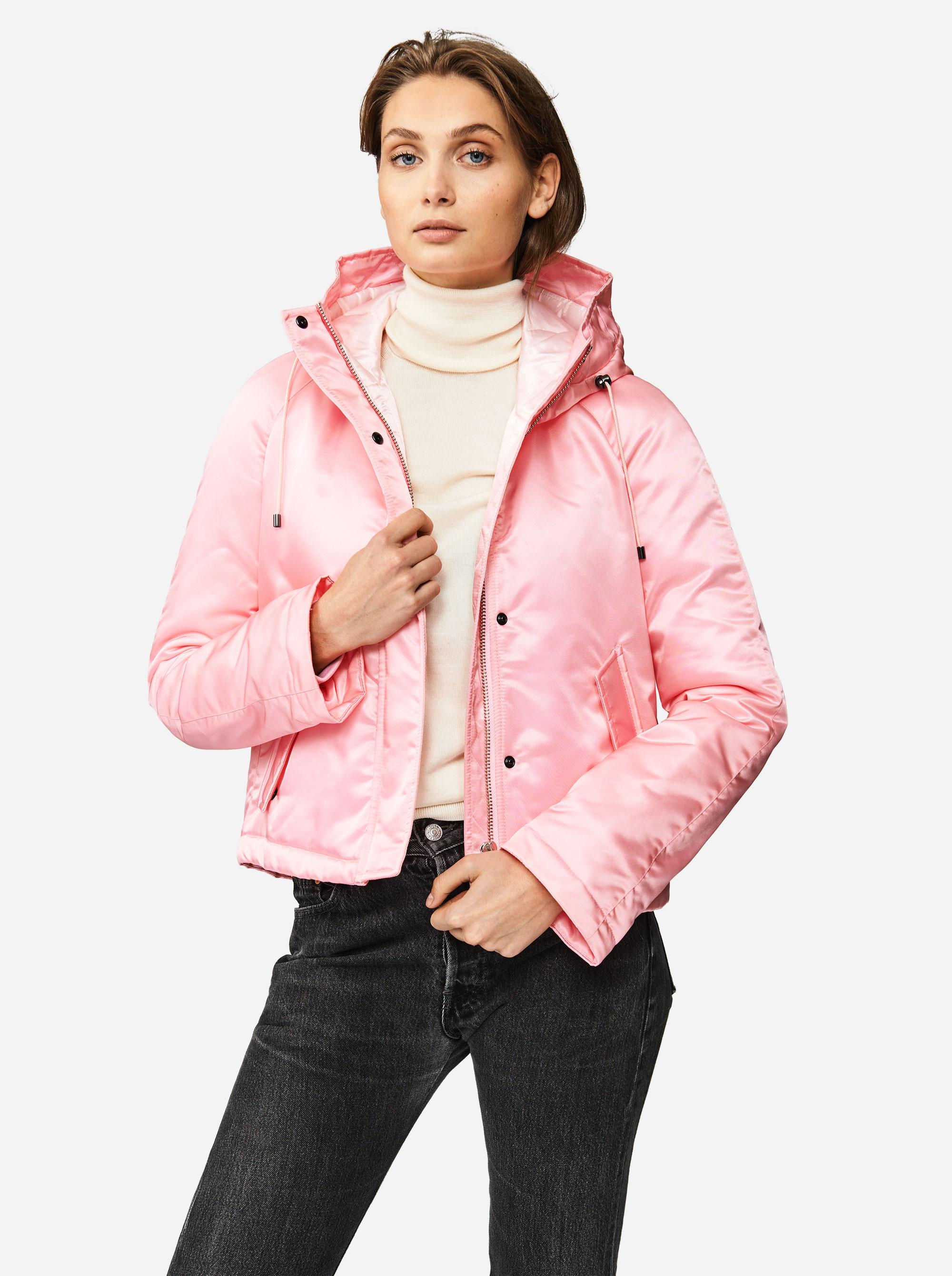 Teym - The Parka - Women - Pink - Short - 2