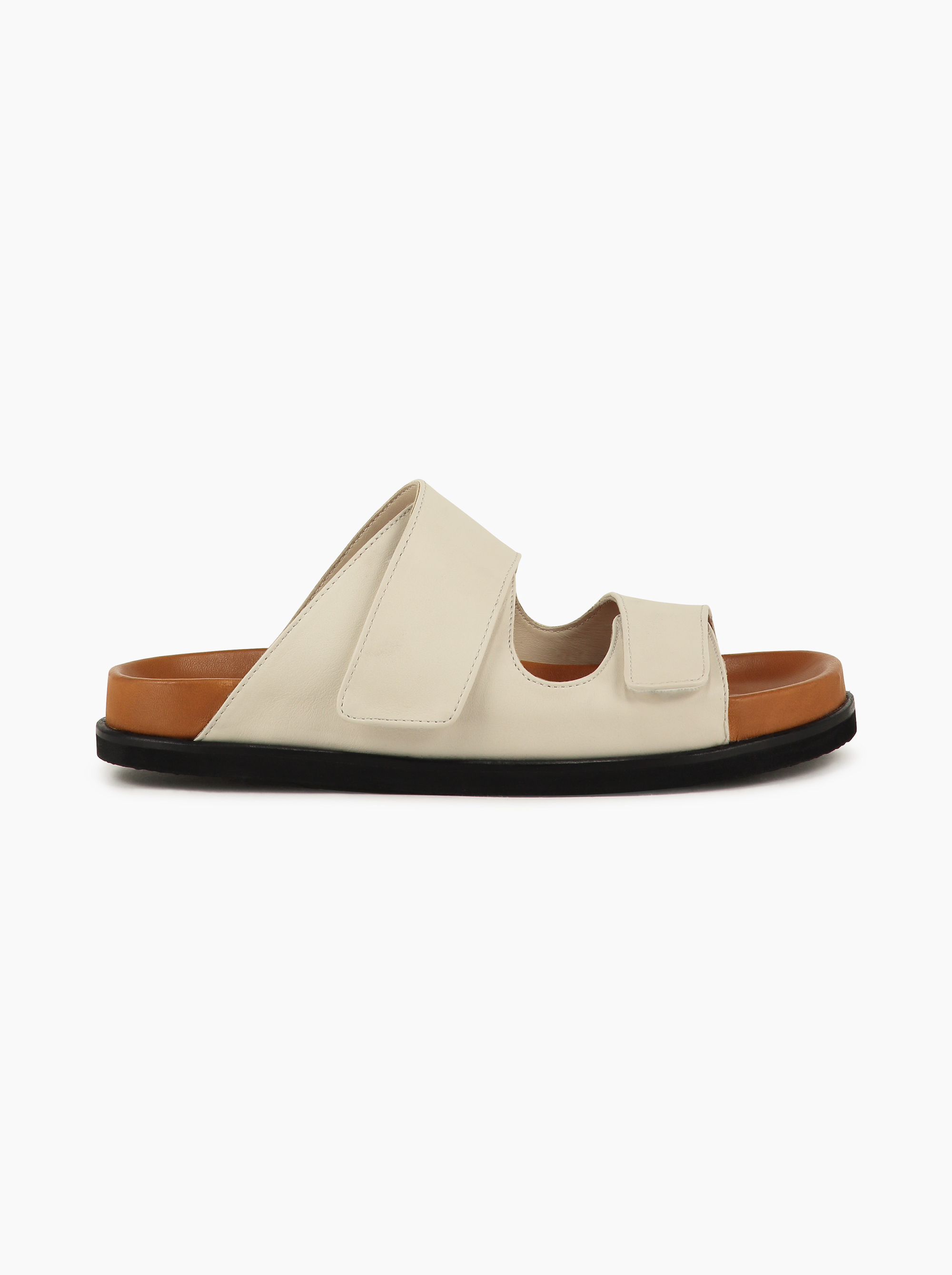 Teym - The Sandal - White - 1b
