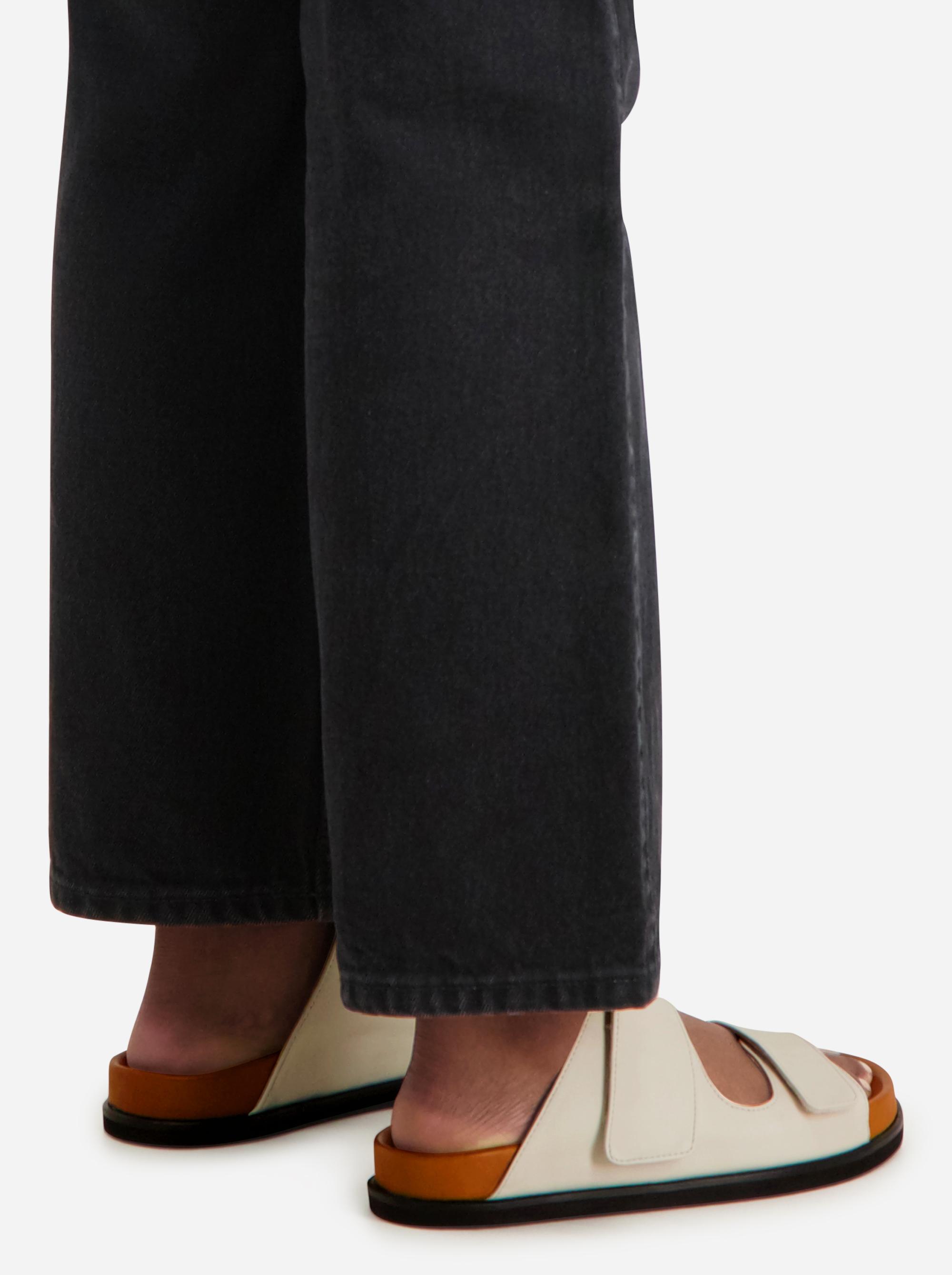 Teym - The Sandal - White - Women - 1