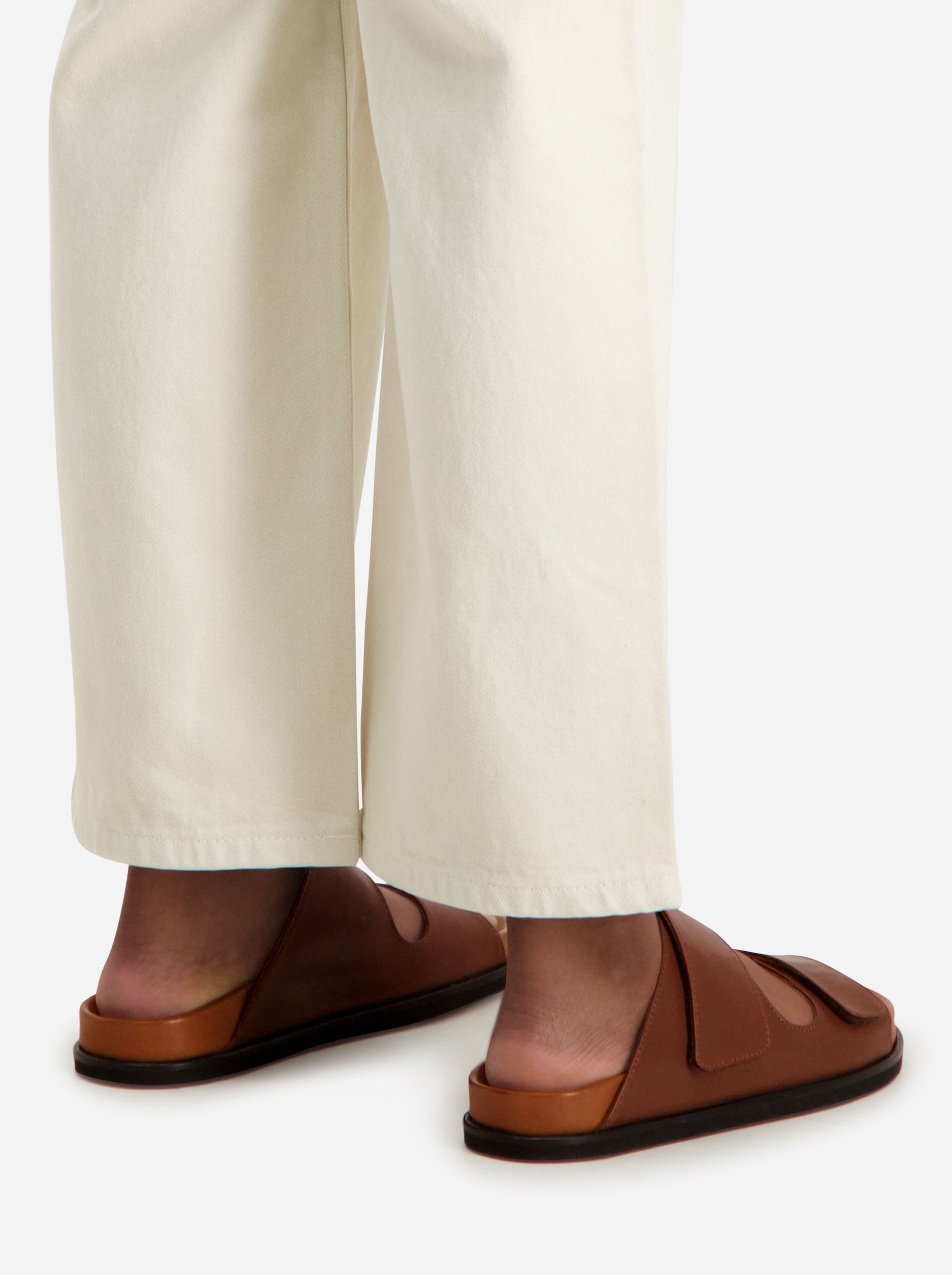 Teym - The Sandal - Women - Brown - 3