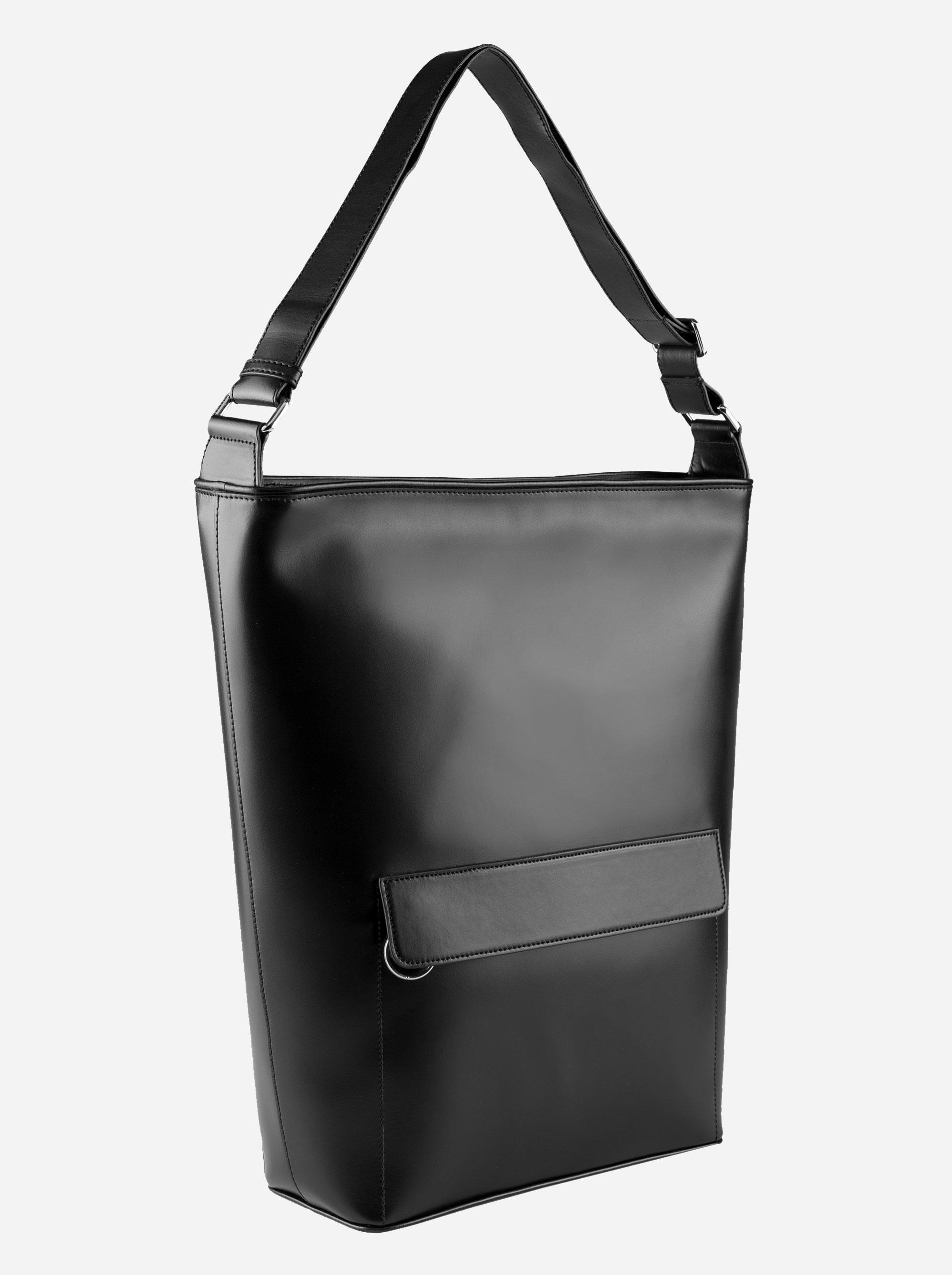 Teym - The Shoulder Bag - Black - 2