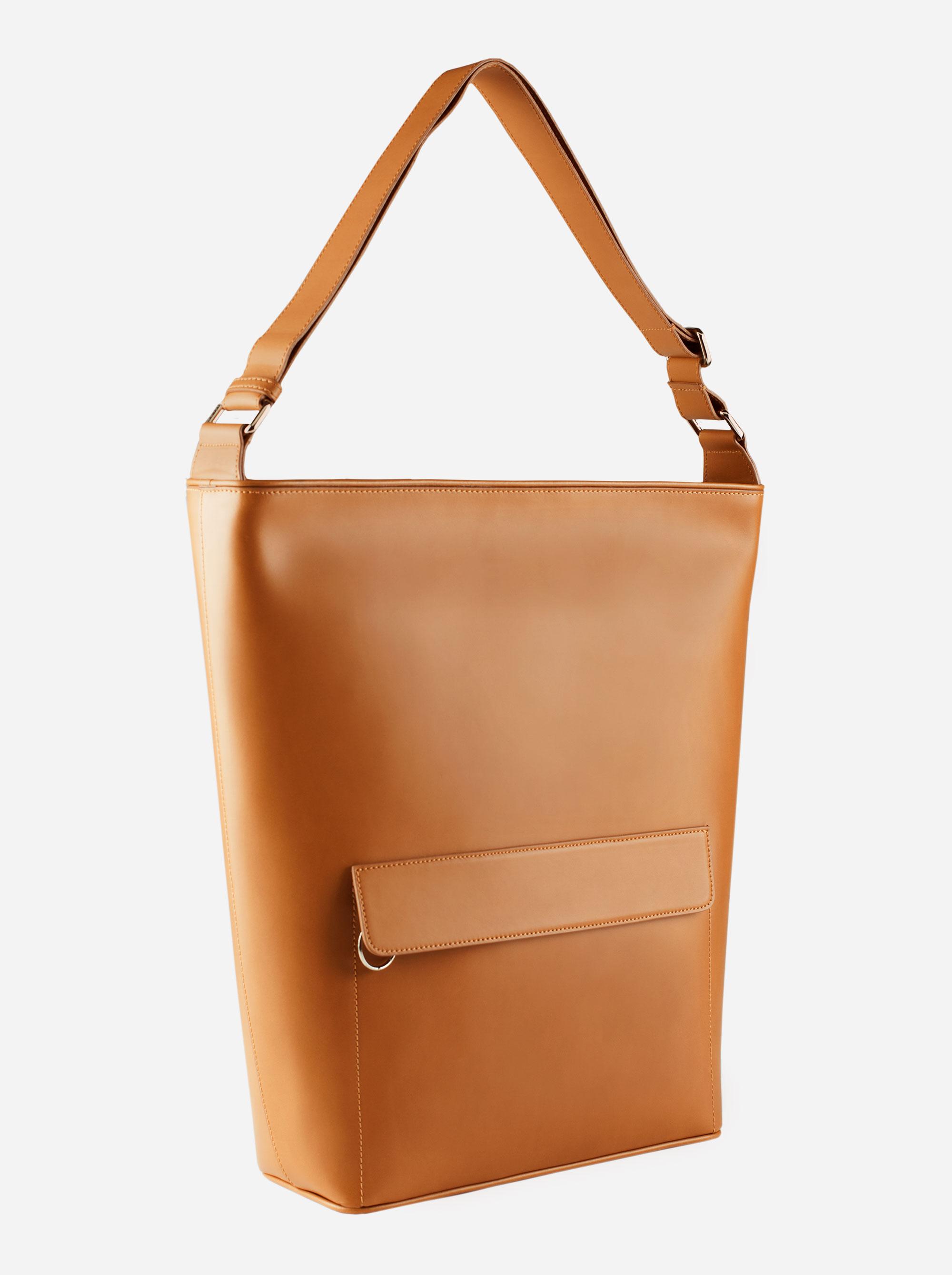 Teym - The Shoulder Bag - Camel - 3