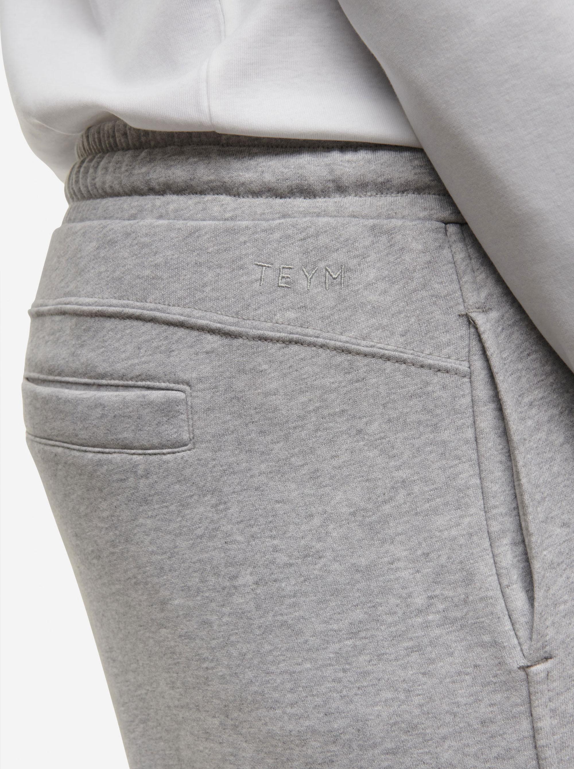 Teym - The Sweatpant - Men - Grey - 5
