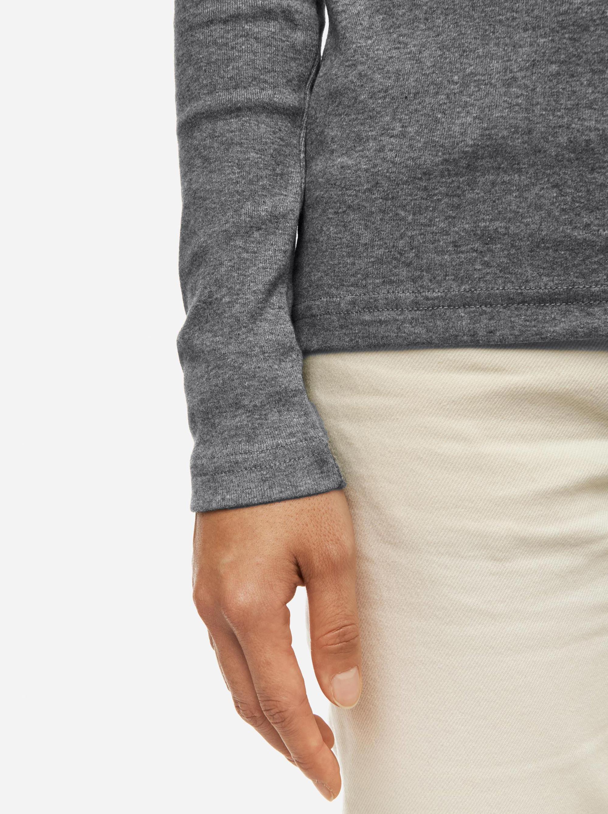 Teym---The-T-Shirt---Longsleeve---Women---Melange-Grey---3B