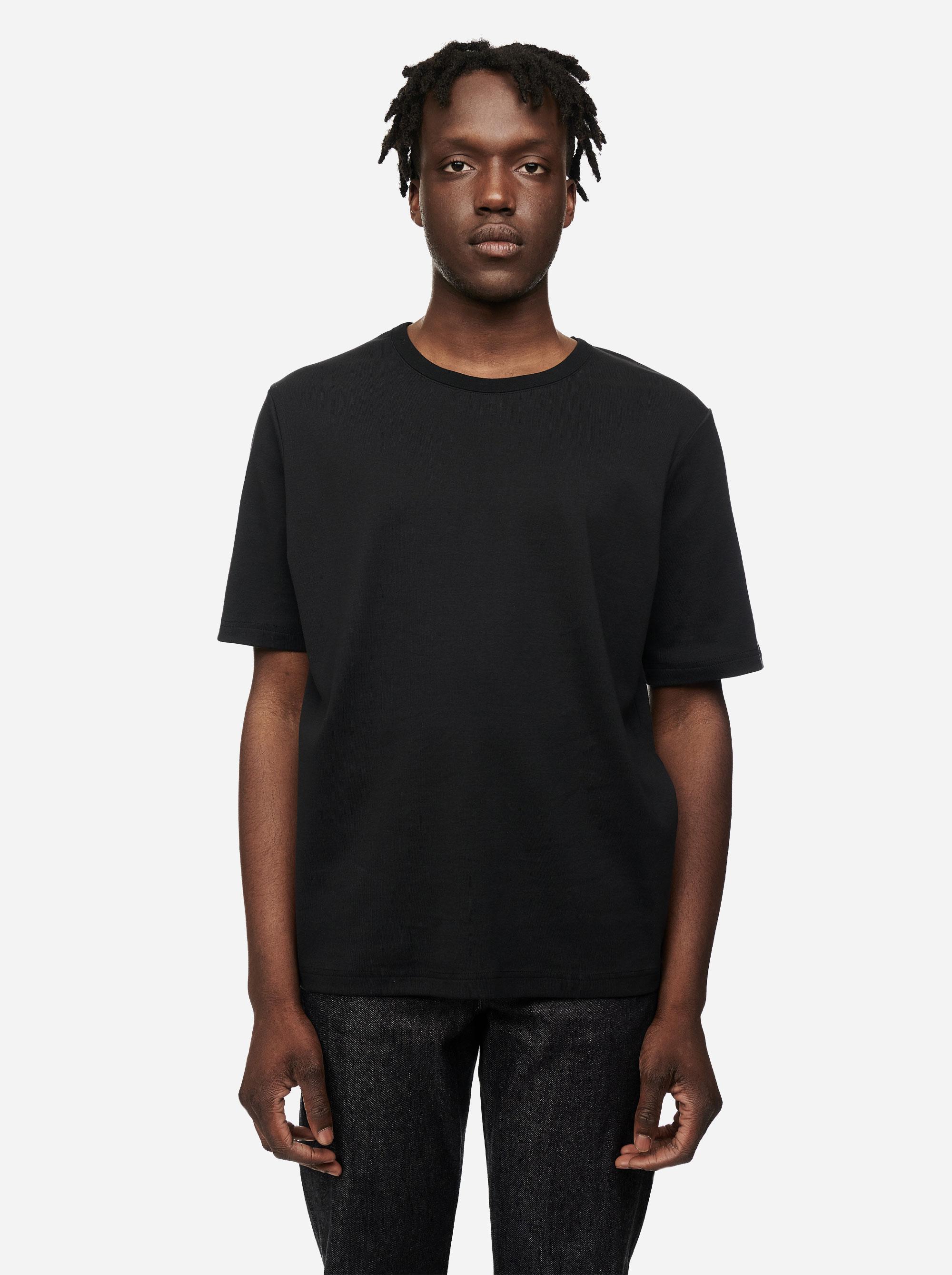 Teym - The T-Shirt - Men - Black - 2