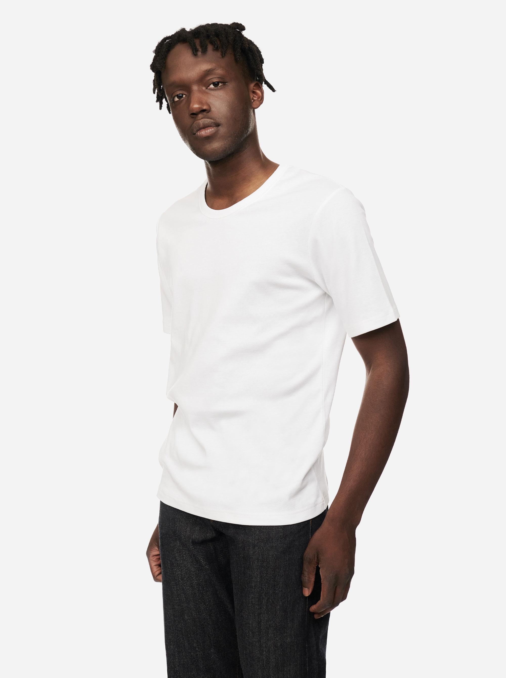 Teym - The T-Shirt - Men - White - 2