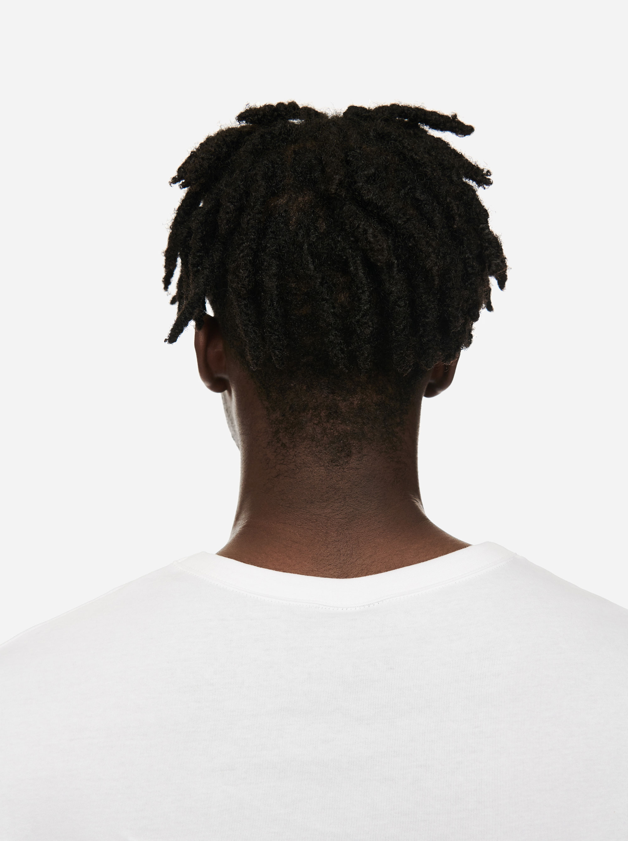 Teym - The T-Shirt - Men - White - 4