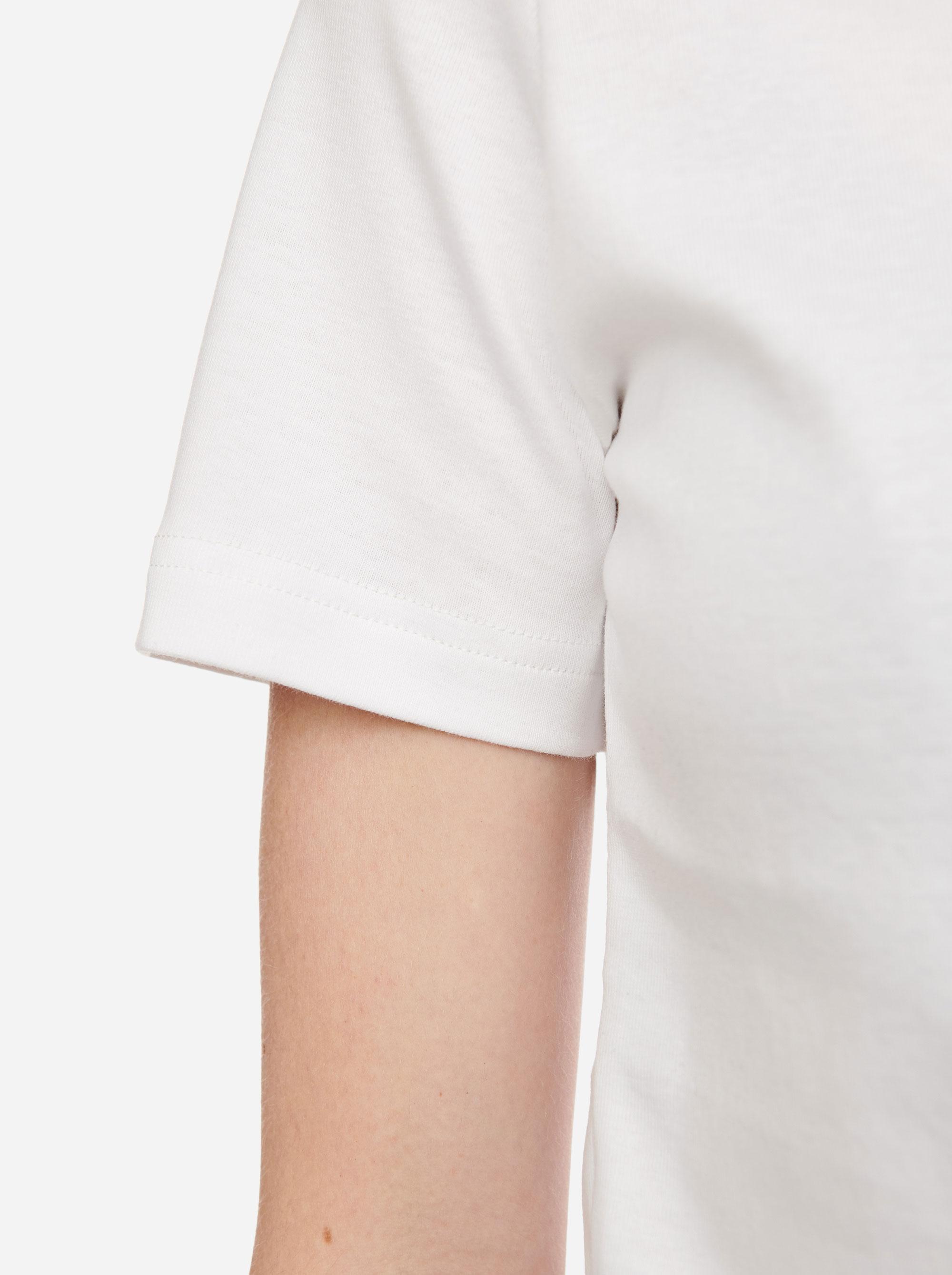 Teym - The T-Shirt - Women - White - 2