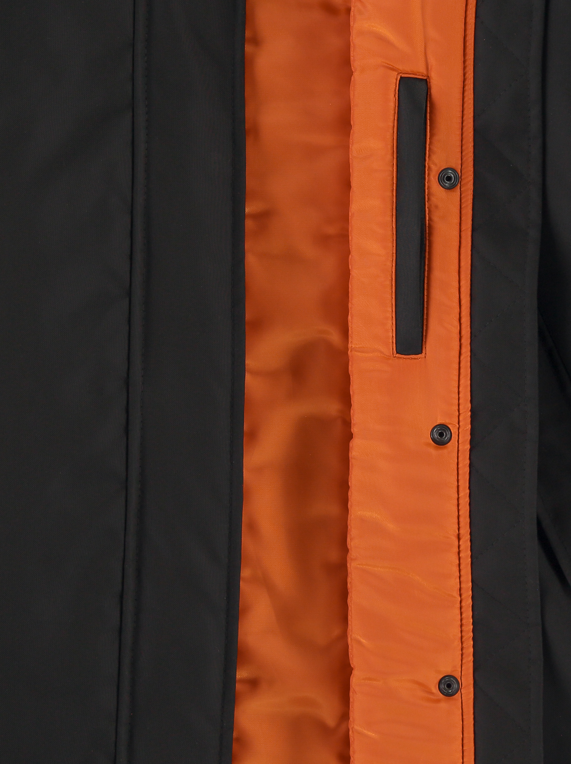 Teym_ParkaMatte_Black Orange_Women_detail4