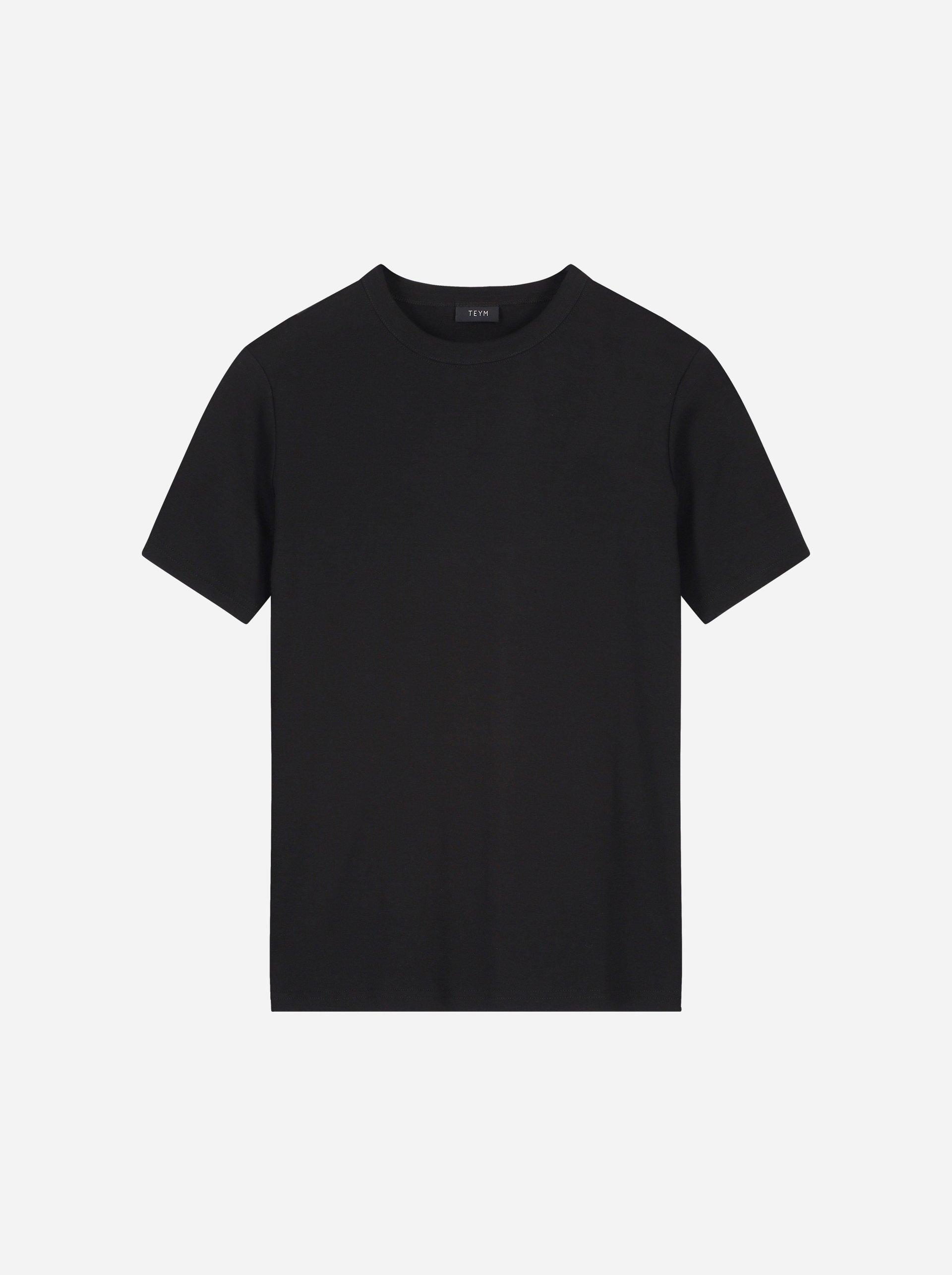 Teym - The T-Shirt - Women - Black5