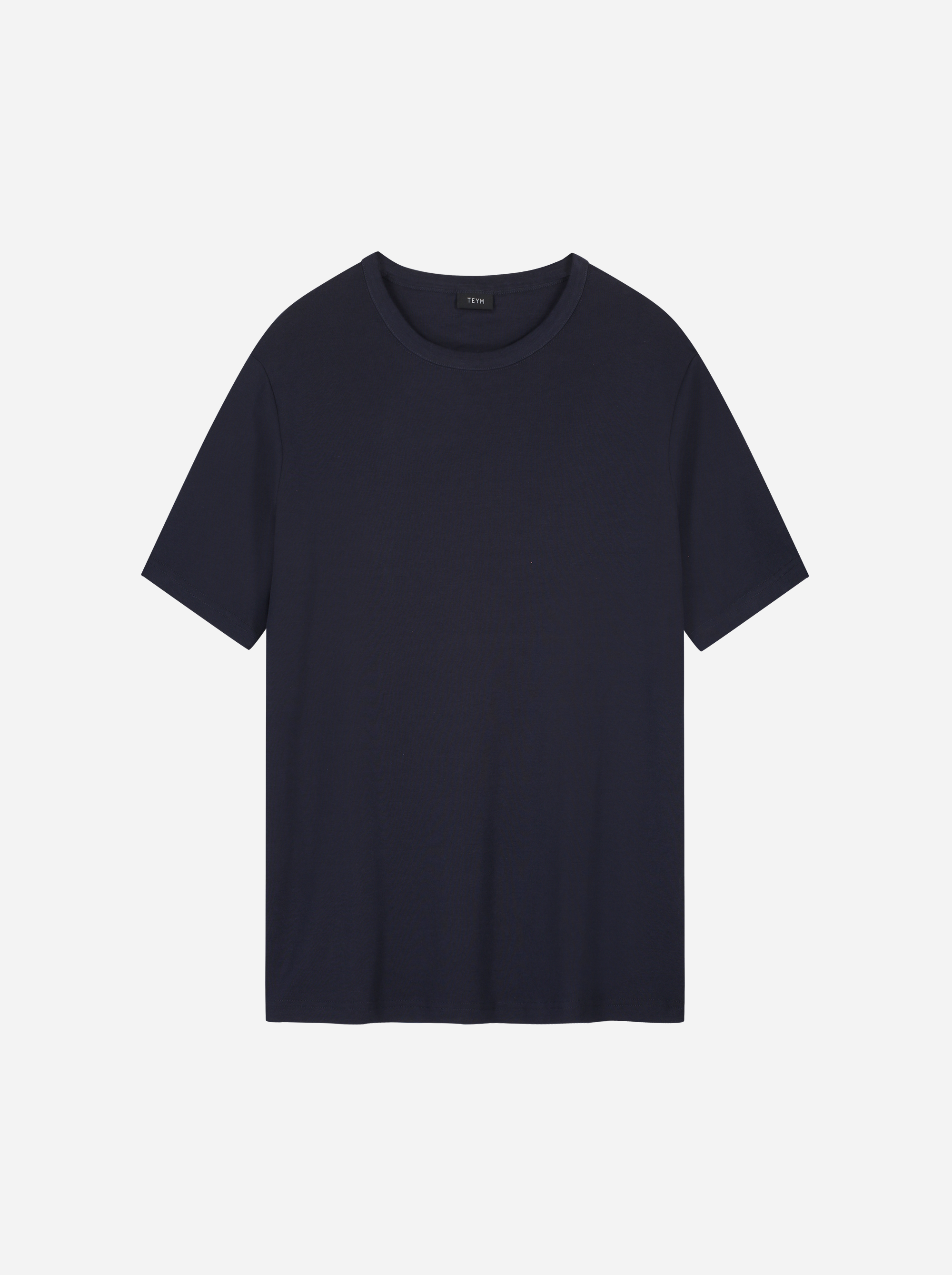 Teym - The T-Shirt - Men - Blue - 4