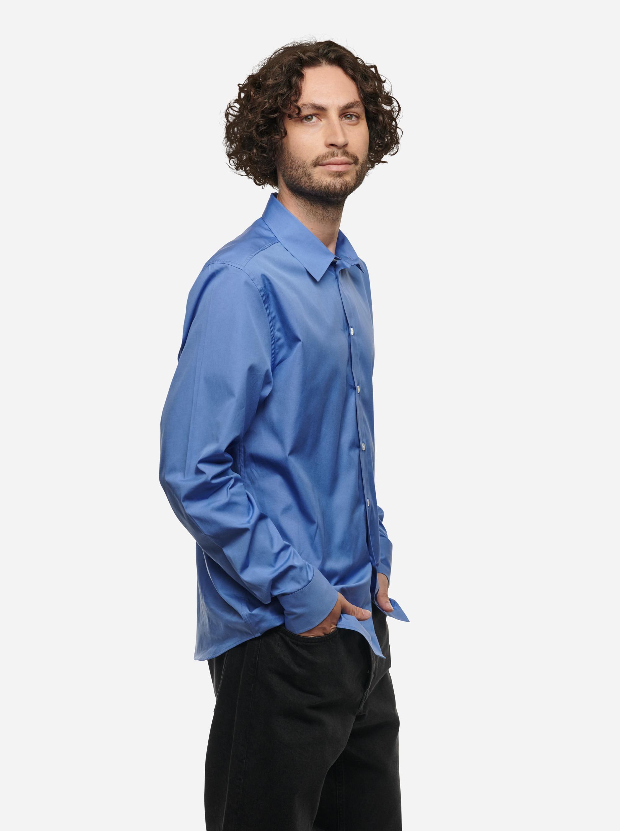 Teym - The Shirt - Men - Blue - 2