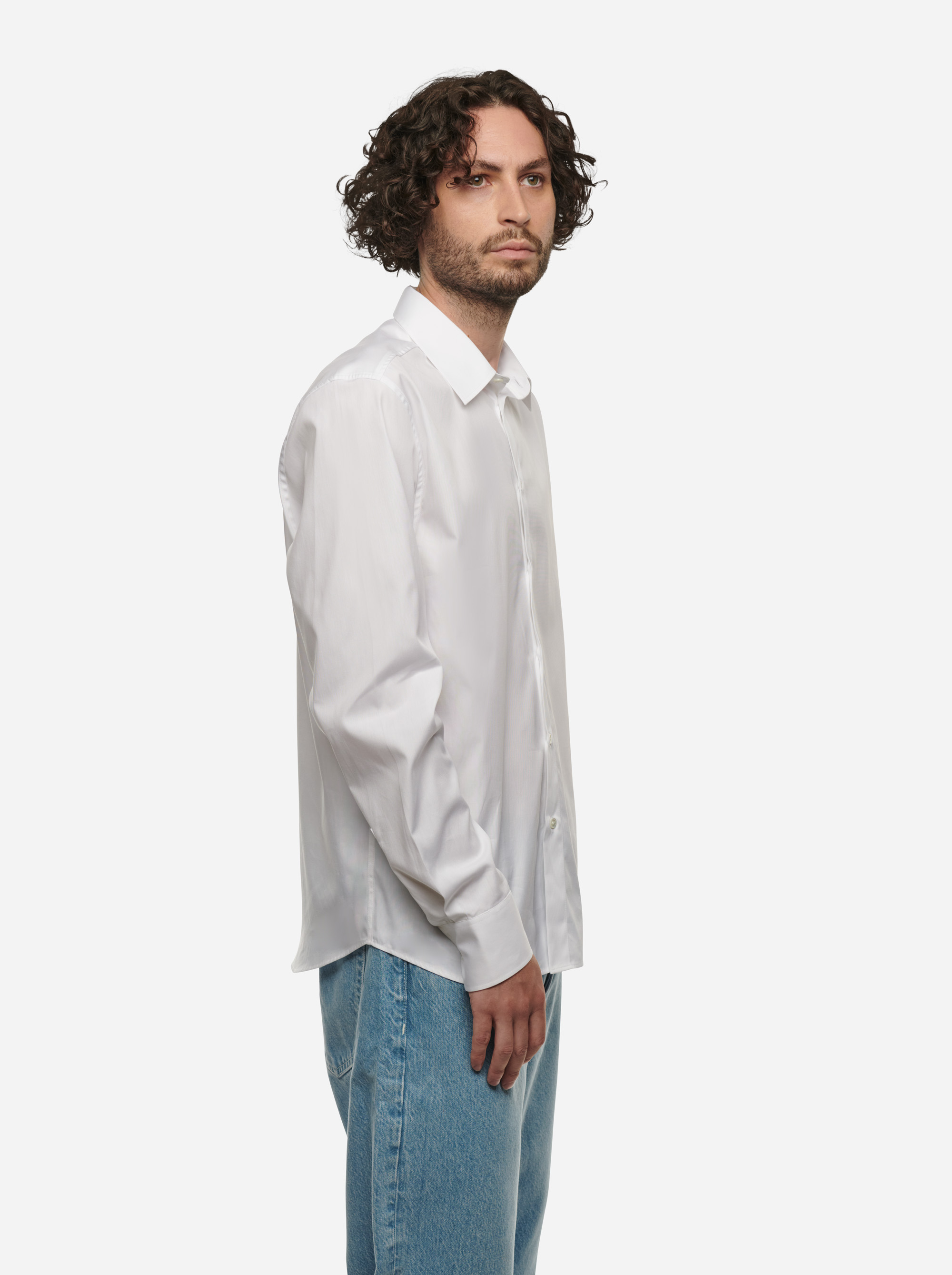 Teym - The Shirt - Men - White - 2