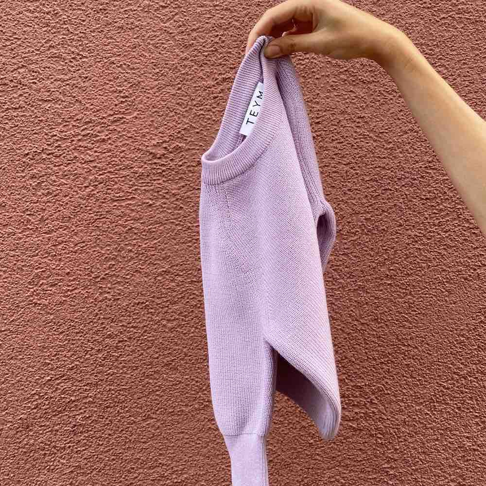 Teym - The Mini MerinoSweater - 2