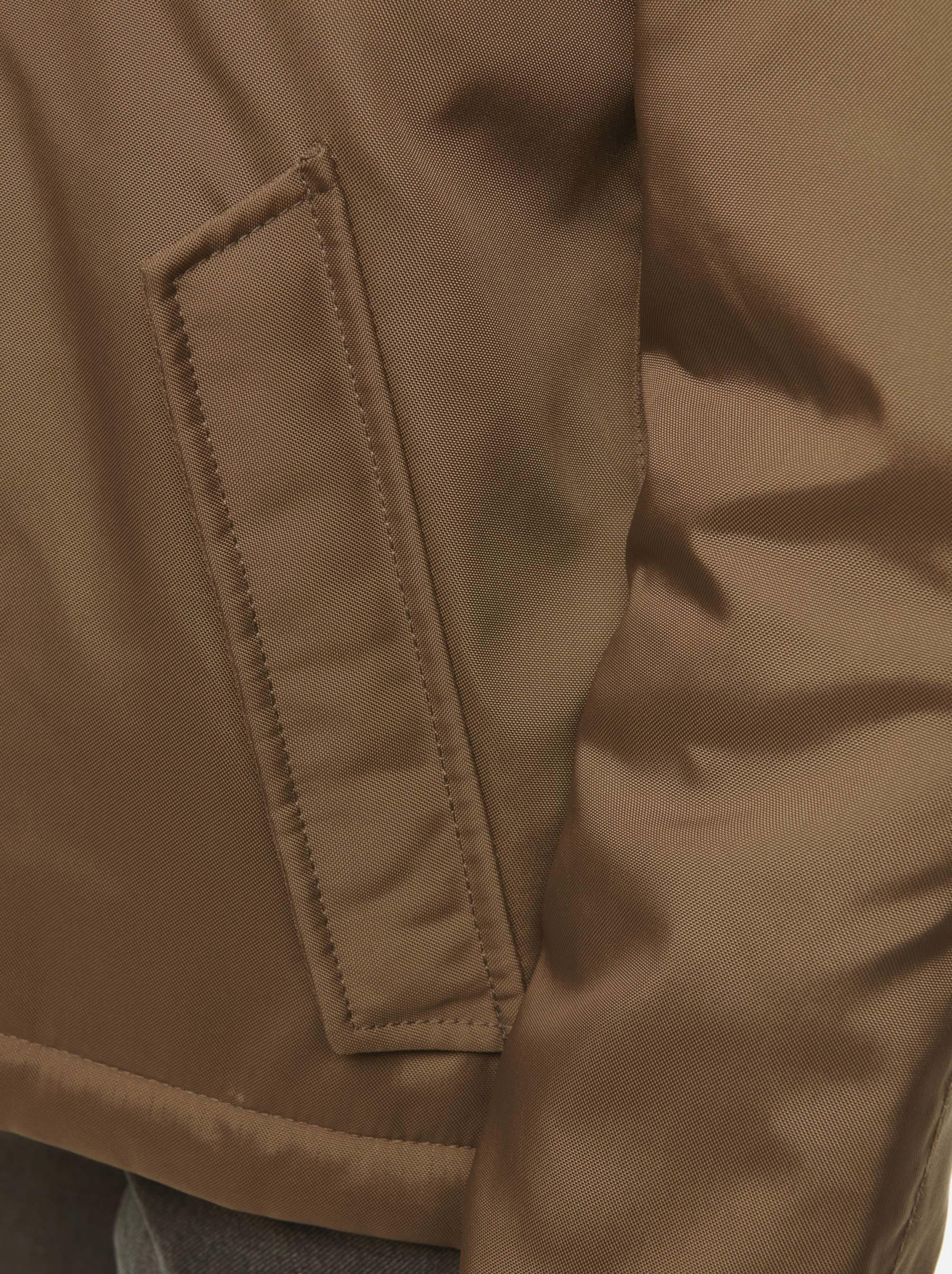 Teym - The Parka - Women - Brown - Short - Detail - 5