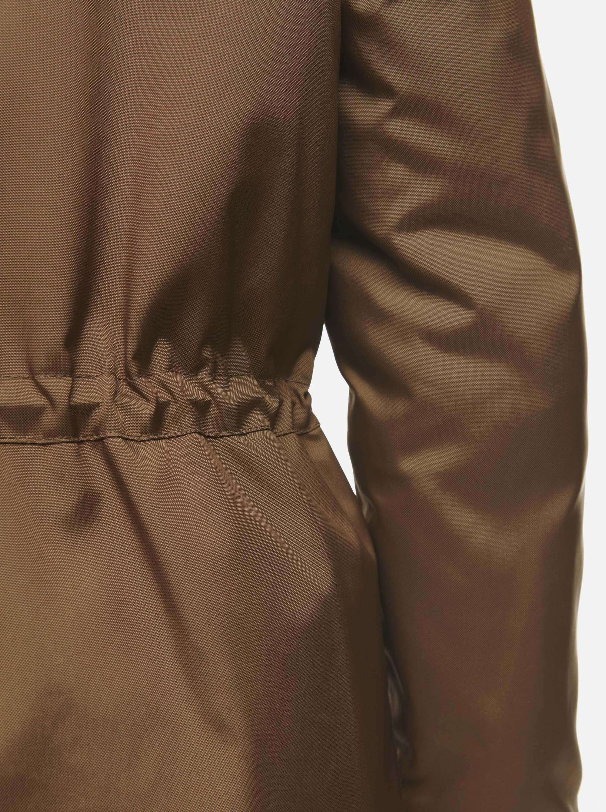 Teym - The Parka - Women - Brown - Detail - 3
