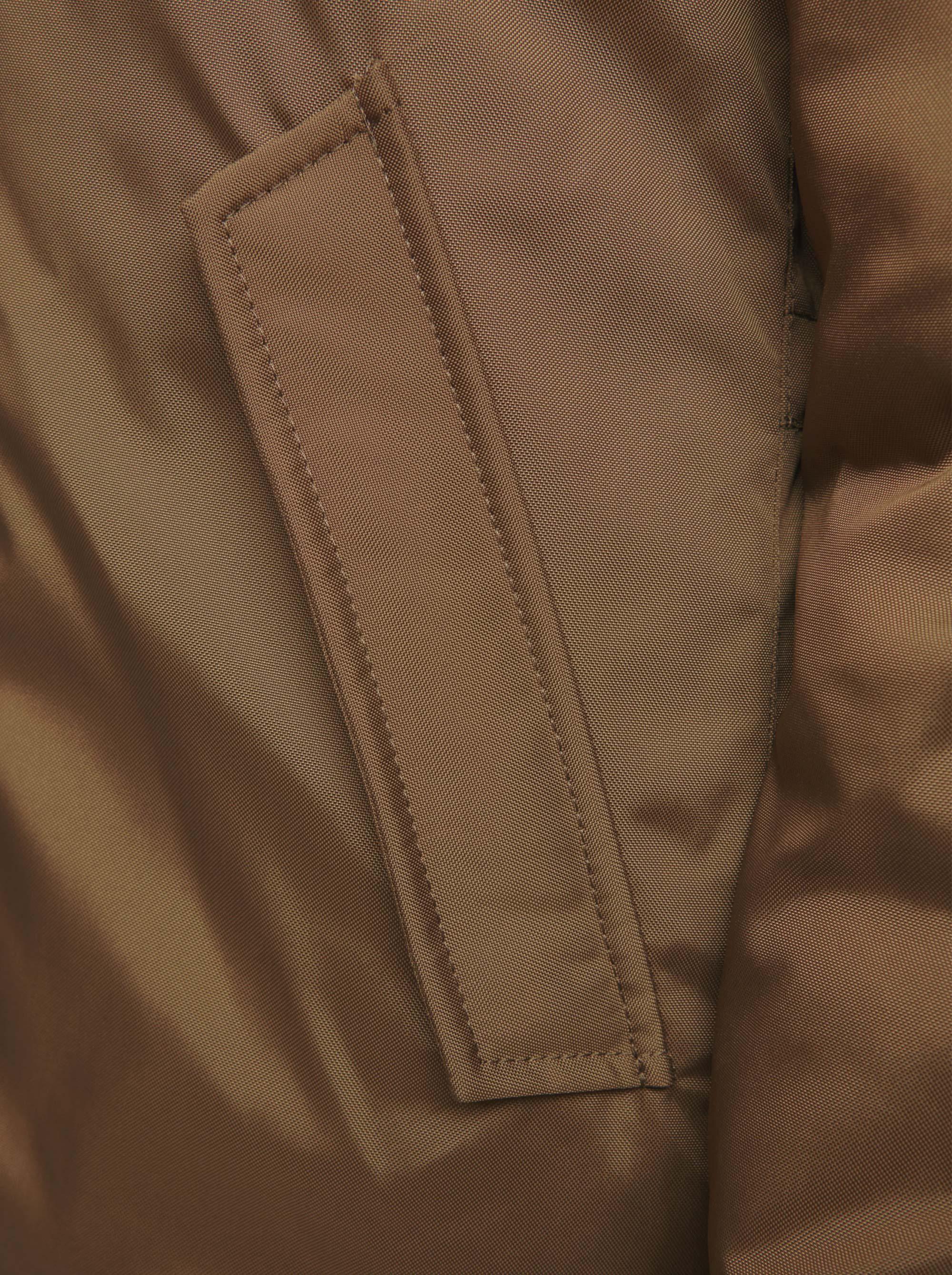 Teym - The Parka - Women - Brown - Detail - 4